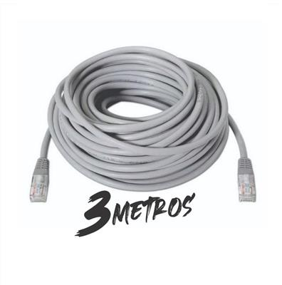 CABLE DE RED UTP  INT.CO 3MTS